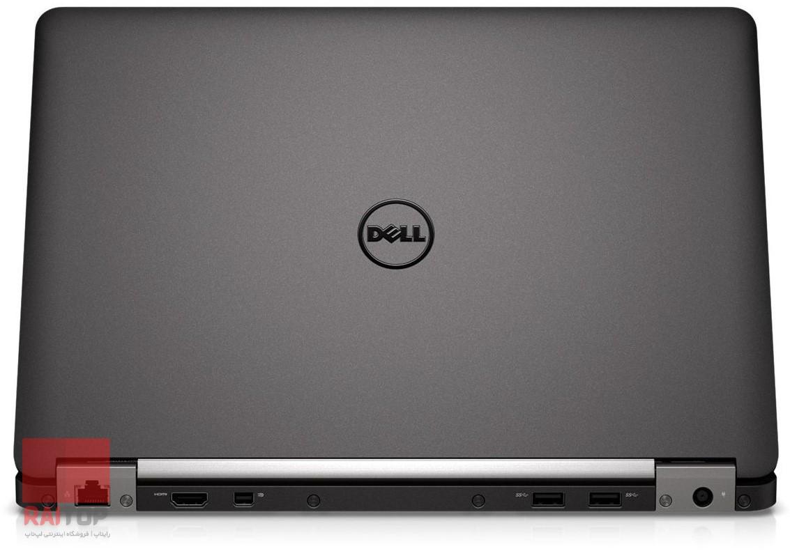 لپ تاپ استوک 12.5 اینچی Dell مدل Latitude E7270 قاب پشت