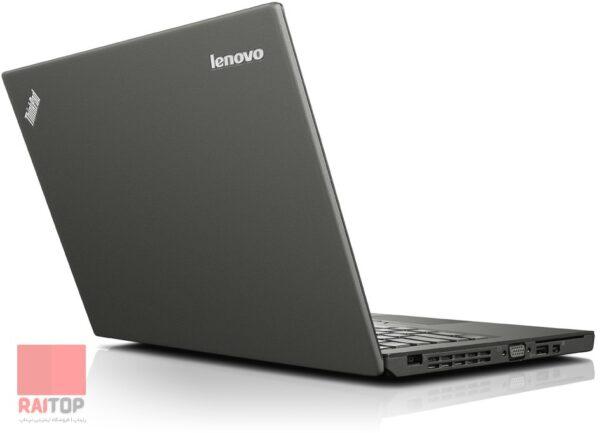 لپ تاپ استوک 12.5 اینچی Lenovo مدل ThinkPad X250 پشت راست