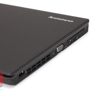 لپ تاپ استوک 12.5 اینچی Lenovo مدل ThinkPad X250 پورت های چپ