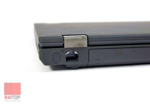 لپ تاپ استوک 15 اینچی Lenovo مدل ThinkPad W540 پورت پشت