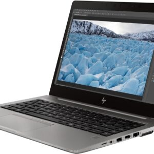 لپ تاپ اپن باکس ورک استیشن HP مدل ZBook 14u G6 رخ راست