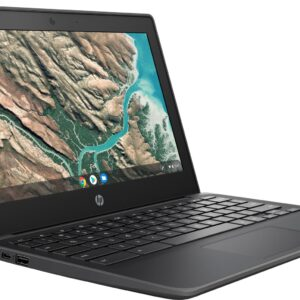 لپ تاپ اپن باکس کروم بوک HP مدل Chromebook 11 G8 EE رخ چپ