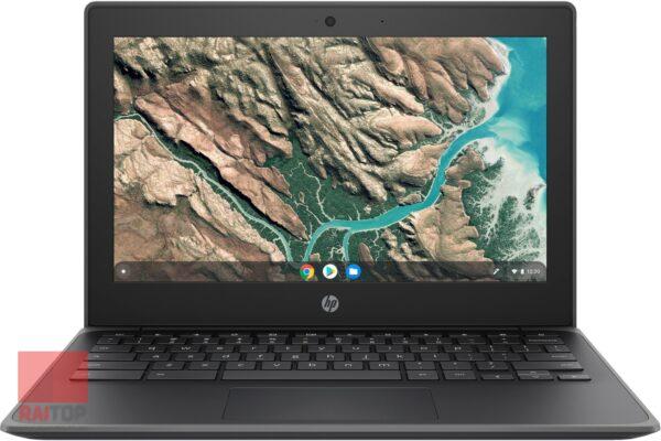 لپ تاپ اپن باکس کروم بوک HP مدل Chromebook 11 G8 EE مقابل