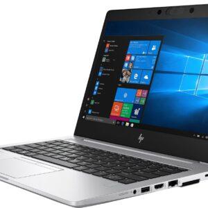 لپ تاپ اپن باکس 13 اینچی لمسی HP مدل EliteBook 830 G6 i5 رخ راست