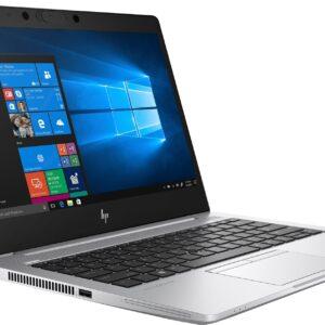 لپ تاپ اپن باکس 13 اینچی لمسی HP مدل EliteBook 830 G6 i5 رخ چپ