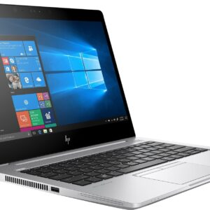 لپ تاپ اپن باکس 13 اینچی HP مدل EliteBook 830 G5 i5 رخ چپ