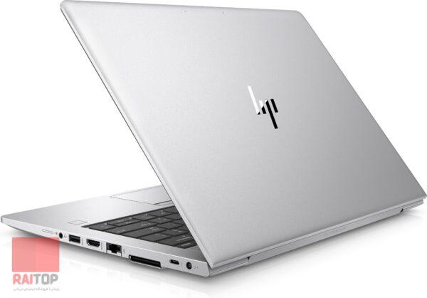 لپ تاپ اپن باکس 13 اینچی HP مدل EliteBook 830 G5 i5 پشت چپ