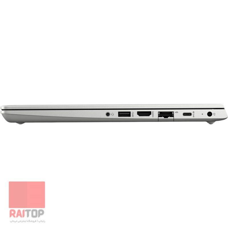 لپ تاپ اپن باکس 13 اینچی HP مدل ProBook 430 G7 i5 پورت های راست