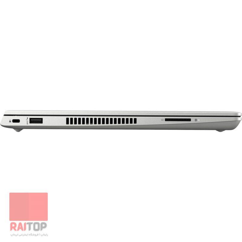 لپ تاپ اپن باکس 13 اینچی HP مدل ProBook 430 G7 i5 پورت های چپ