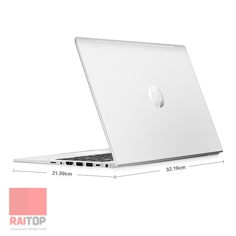 لپ تاپ اپن باکس 14 اینچی HP مدل ZHAN 66 Pro 14 G4 i5 ابعاد