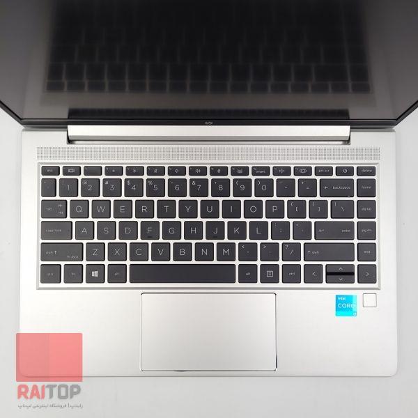لپ تاپ اپن باکس 14 اینچی HP مدل ZHAN 66 Pro 14 G4 i5 صفحه کلید