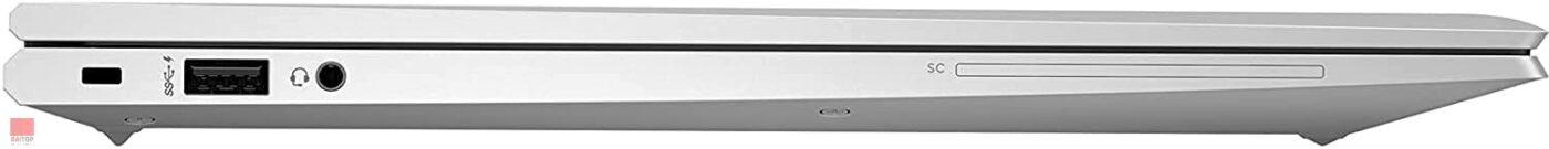 لپ تاپ اپن باکس 15 اینچی HP مدل Elitebook 850 G7 پورت های چپ