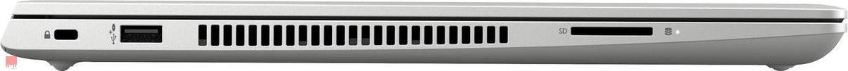 لپ تاپ اپن باکس 15 اینچی HP مدل ProBook 450 G7 i5 پورت های چپ