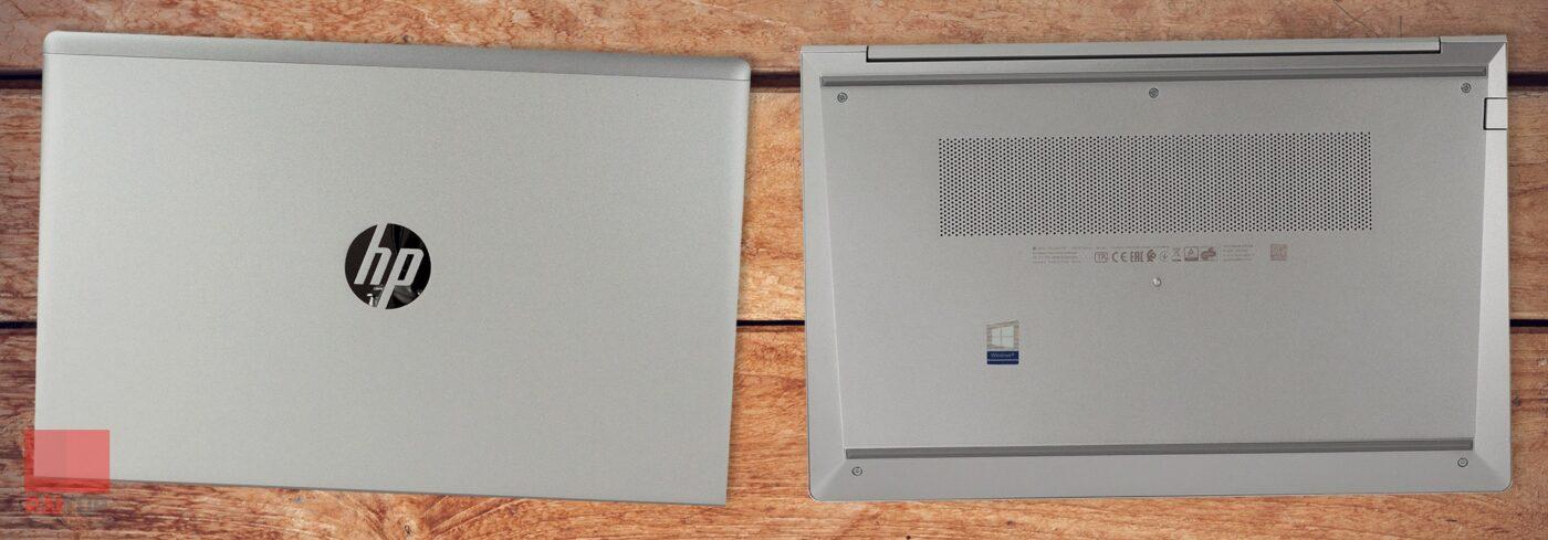 لپ تاپ اپن باکس 15 اینچی HP مدل ProBook 650 G8 i5 قاب زیرین