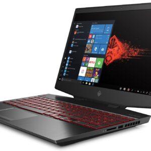 لپ تاپ اپن باکس 15.6 اینچی HP مدل Omen 15 - DH1070wm رخ راست