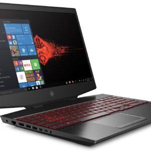 لپ تاپ اپن باکس 15.6 اینچی HP مدل Omen 15 - DH1070wm رخ چپ