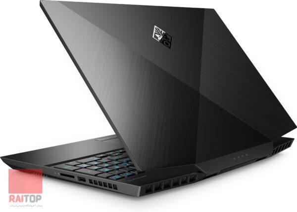 لپ تاپ اپن باکس 15.6 اینچی HP مدل Omen 15 - DH1070wm پشت راست
