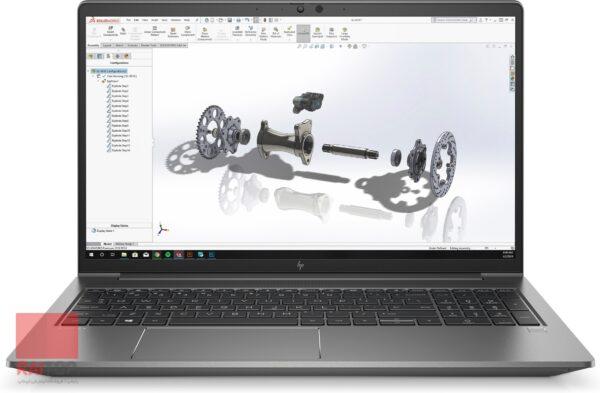 لپ تاپ اپن باکس 15.6 اینچی HP مدل ZBook Power G7 مقابل