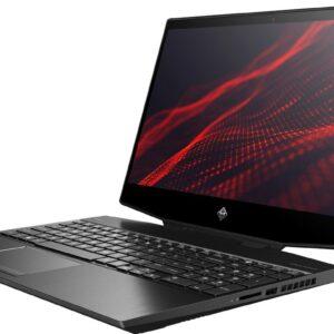لپ تاپ گیمینگ 15 اینچی اپن باکس HP مدل 15-dc10 i7-9750H راست