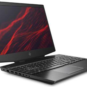 لپ تاپ گیمینگ 15 اینچی اپن باکس HP مدل 15-dc10 i7-9750H چپ