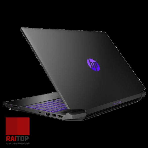 لپ تاپ گیمینگ 15 اینچی HP مدل Pavilion Gaming - 15-ec0106a پشت راست