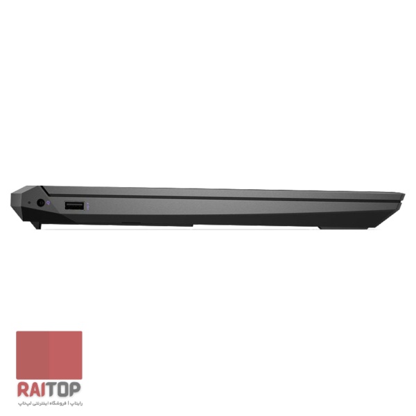 لپ تاپ گیمینگ 15 اینچی HP مدل Pavilion Gaming - 15-ec0106a پورت های چپ