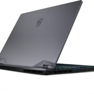 لپ تاپ گیمینگ 15 اینچی MSI مدل GE66 Raider 10A i7 پشت چپ