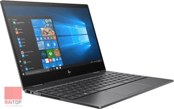 لپ تاپ 13 اینچی اپن باکس Hp مدل ENVY x360 13-ar0 Ryzen 7 رخ چپ