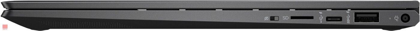 لپ تاپ 13 اینچی اپن باکس Hp مدل ENVY x360 13-ar0 Ryzen 7 پورت های راست