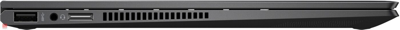 لپ تاپ 13 اینچی اپن باکس Hp مدل ENVY x360 13-ar0 Ryzen 7 پورت های چپ