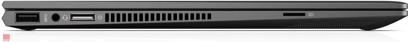 لپ تاپ 13 اینچی اپن باکس Hp مدل ENVY x360 Convertible 13-ay0 پورت های چپ