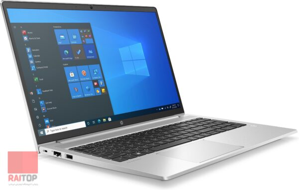 لپ تاپ 15 اینچی اپن باکس HP مدل ProBook 450 G8 i5 رخ چپ