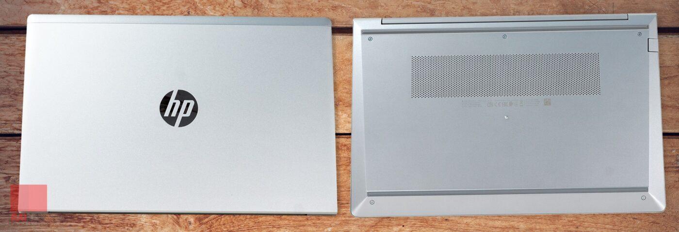 لپ تاپ 15 اینچی اپن باکس HP مدل ProBook 450 G8 i5 قاب زیرین