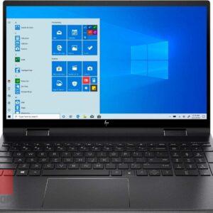 لپ تاپ 15 اینچی اپن باکس Hp مدل ENVY x360 Convertible 15-ee0 مقابل