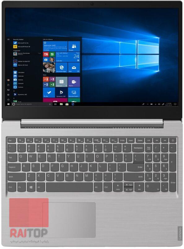 لپ تاپ 15 اینچی Lenovo مدل S145-15IWL i7 رو به رو