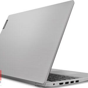 لپ تاپ 15 اینچی Lenovo مدل S145-15IWL i7 پشت چپ