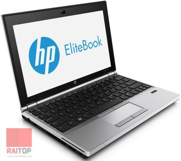 مینی لپ تاپ 11.6 اینچی استوک HP مدل EliteBook 2170p رخ چپ