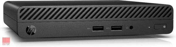 مینی کیس HP مدل 260 G3 Desktop Mini Business PC چپ