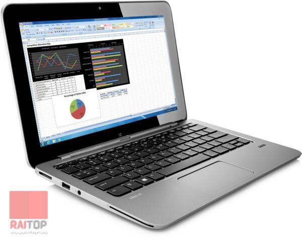 تبلت استوک HP مدل Elite x2 1011 G1 رخ چپ