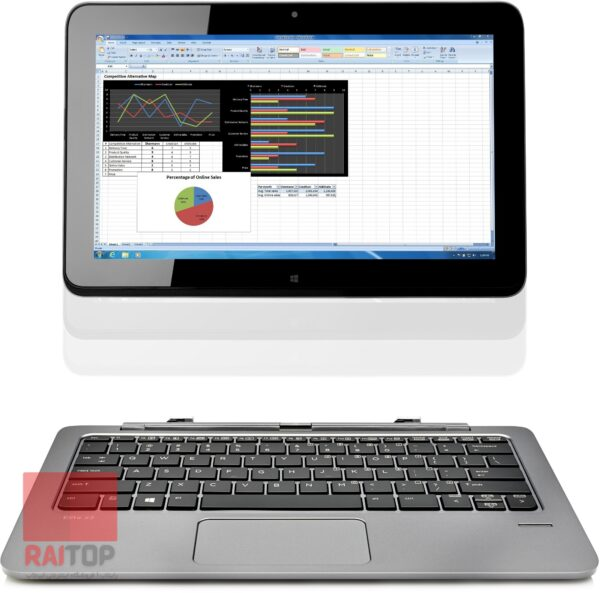 تبلت استوک HP مدل Elite x2 1011 G1 مقابل جدا