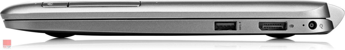 تبلت استوک HP مدل Elite x2 1011 G1 پورت های راست