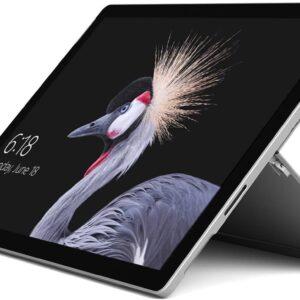 تبلت استوک Microsoft مدل Surface Pro 5 همراه با کیبرد ایستاده