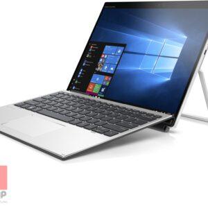تبلت HP مدل Elite x2 G4 i5 به همراه کیبرد رخ راست