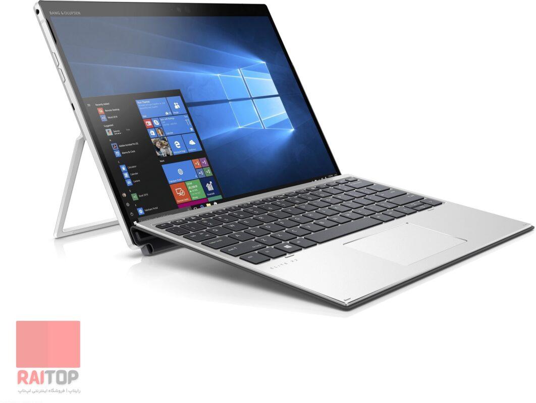 تبلت HP مدل Elite x2 G4 i5 به همراه کیبرد رخ چپ