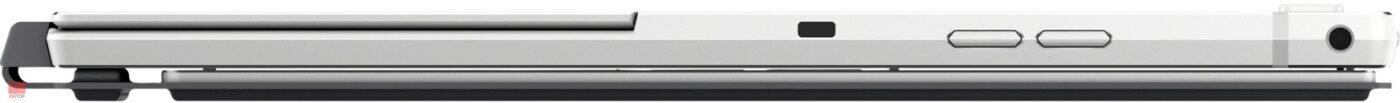 تبلت HP مدل Elite x2 G4 i5 به همراه کیبرد پورت های چپ