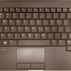 لپ تاپ استوک 12.5 اینچی Dell مدل Latitude E6230 i5 صفحه کلید