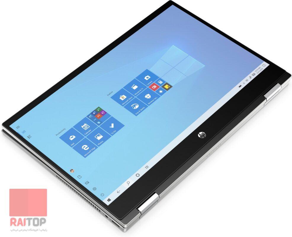 لپ تاپ استوک 14 اینچی چرخشی HP مدل Pavilion x360 14m-dw1 نسل 11 تبلتی