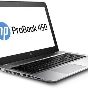لپ تاپ استوک 15 اینچی HP مدل ProBook 450 G4 رخ چپ