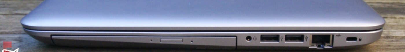 لپ تاپ استوک 15 اینچی HP مدل ProBook 450 G4 پورت های راست