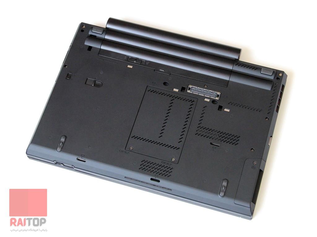 لپ تاپ استوک Lenovo مدل ThinkPad T430i i5 قاب زیرین